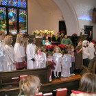 Childrens Christmas Pageant at Maplewood United Methodist Church