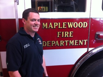 Maplewood firefighter, Matt Wilcox has been accepted to the Missouri Task Force 1 team.