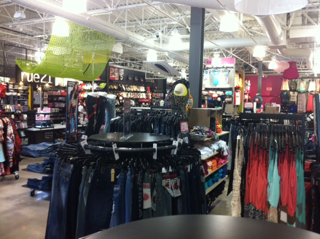 stores like rue 21
