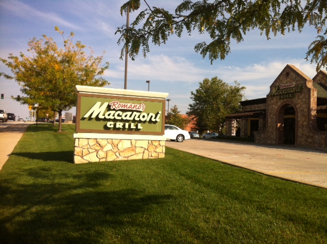 Chik-fil-A is set to build where Macaroni Grill is now.
