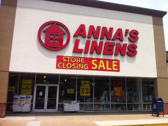 Anna's linens coupons in store