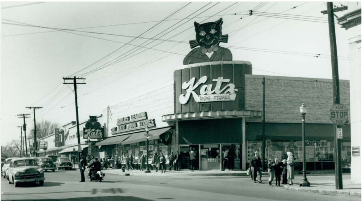 Look at that Big Kat. Is that thing cool or what? I am uncertain at the moment as to where this photo was found.