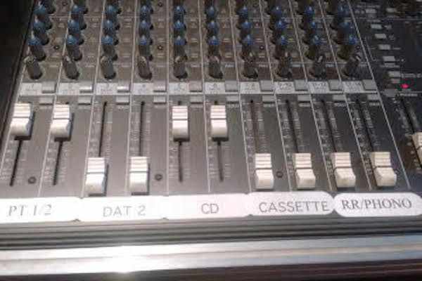 MACKIE 14 channel mixer