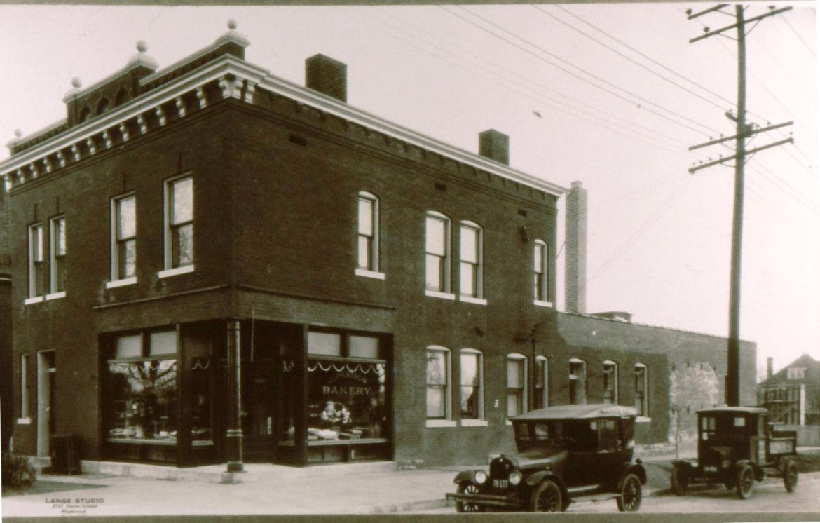 The Parison bakery at 2900 S. Big Bend now home to Frame of Mind custom framery.